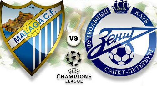 Malaga-Zenit-betting prediction